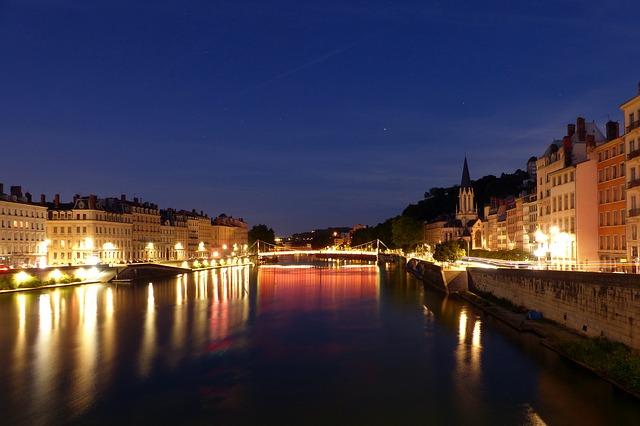 Lyon – město gastronomie
